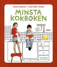 Minsta kokboken (kartonnage)