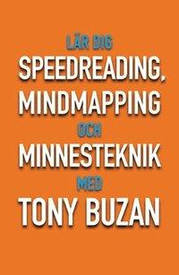 L�r dig Speedreading, mindmapping och minnesteknik med Tuny Buzan (kartonnage)