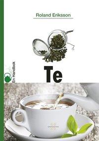 En handbok te (inbunden)