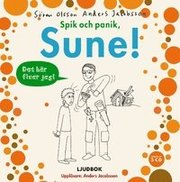 Spik och panik, Sune! (ljudbok)