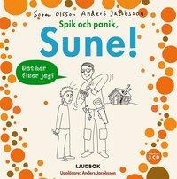 Spik och panik, Sune! (mp3-bok)