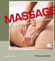 Massage för idrott prestation och hälsa
