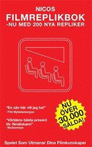 Nicos filmreplikbok - nu med 200 nya repliker (pocket)
