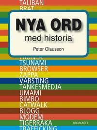 Nya ord med historia (e-bok)