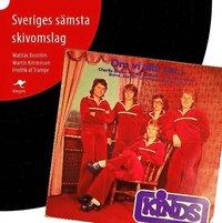 Sveriges s�msta skivomslag (kartonnage)