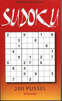 Sudoku : 200 pussel (pocket)