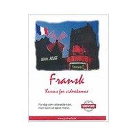 Fransk sprogkursus, Kursus for viderekomne (ljudbok)