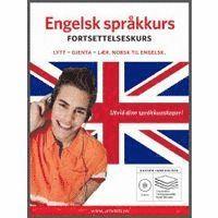 Engelsk sprogkursus, Fortsættelsekursus (ljudbok)