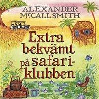 Extra bekvämt på safariklubben (mp3-bok)