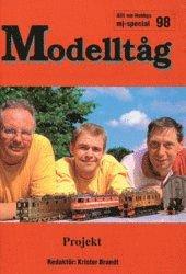 Modellt�g 98, Projekt (h�ftad)
