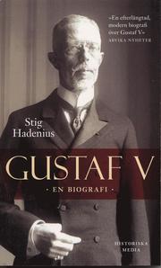 Gustaf V : en biografi (pocket)