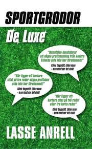 Sportgrodor DeLuxe (inbunden)