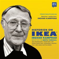 Historien om IKEA (mp3-bok)