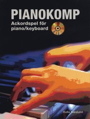 Pianokomp : ackordspel för piano/keyboard