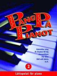 Pang p� pianot 2 : cd (h�ftad)