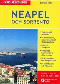 Neapel och Sorrento (med karta) (h�ftad)