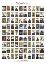 Sjömärken – Affisch (små sjömärken) 700 x 1000 mm