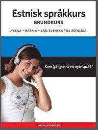Estnisk språkkurs grundkurs (mp3-bok)