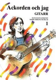 Ackorden och jag Gitarr 1