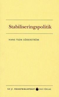 Stabiliseringspolitik (pocket)
