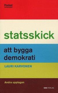 Statsskick : att bygga demokrati (storpocket)