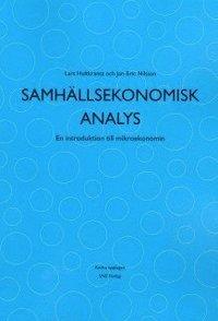 Samh�llsekonomisk analys (h�ftad)