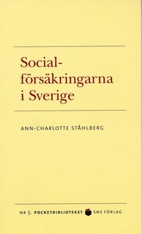 Socialf�rs�kringarna i Sverige (pocket)