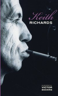 Keith Richards : biografin (pocket)