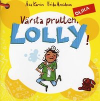 V�rsta prutten, Lolly! (pocket)