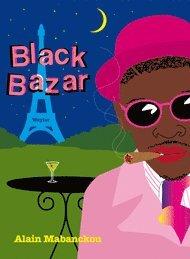 Black Bazar (inbunden)