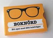 Boknörd – Ett spel med 256 bokfrågor