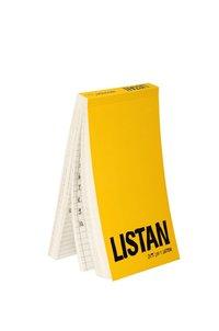 Listan: ditt liv i listor (storpocket)