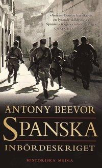 Spanska inb�rdeskriget (pocket)