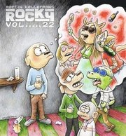 Rocky volym 22 (h�ftad)