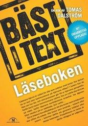 Bäst i text : läseboken / skrivboken