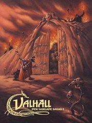 Valhall - Den samlade sagan 2 (inbunden)