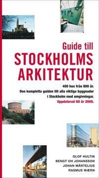 Guide till Stockholms arkitektur (h�ftad)