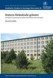 Statens förändrade gränser : en studie om sponsring korruption och relationen till marknaden