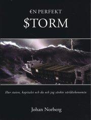En perfekt storm : hur staten, kapitalet och du och jag s�nkte v�rldsekonomin (h�ftad)