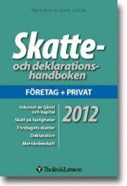 Skatte- och deklarationshandboken 2012