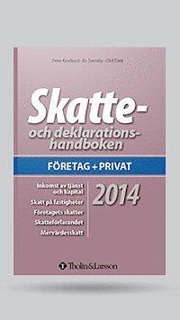 Skatte- och deklarationshandboken 2014