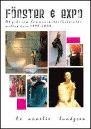 Fönster & expo : ett yrke som kommunikatör/dekoratör mellan åren 1990-2008