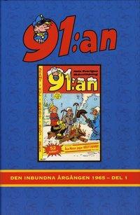91:an : Den Inbundna Årgången 1965 Vol. 1 (kartonnage)