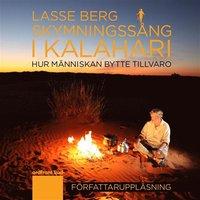 Skymningss�ng i Kalahari (h�ftad)