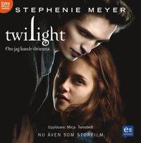 Twilight - Om jag kunde dr�mma (mp3-bok)