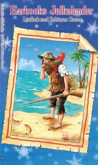 Earbooks Julkalender - Ljudbok med Robinson Crusoe (h�ftad)