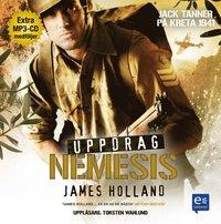 Uppdrag Nemesis : Jack Tanner p� Kreta 1941 (ljudbok)