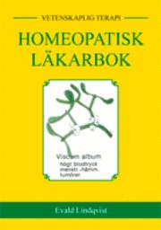 Homeopatisk läkarbok
