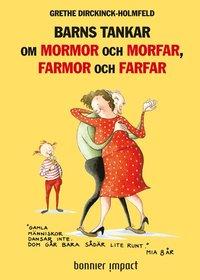 Barns tankar om mormor och morfar, farmor och farfar (kartonnage)