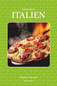 Kokkonstens Italien (kartonnage)